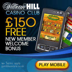 william hill casino club mobile